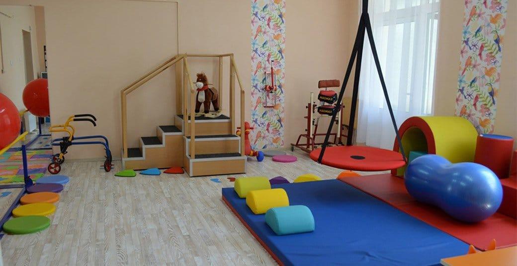 Физиотерапия за деца със синдром на Даун